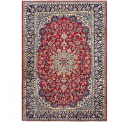 Link to 245cm x 348cm Isfahan Persian Rug