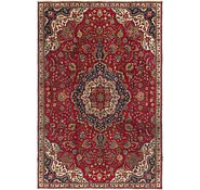 Link to 7' 5 x 11' Tabriz Persian Rug