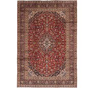 Link to 9' 3 x 13' 8 Kashan Persian Rug