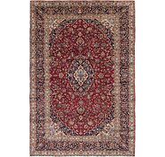 Link to 9' 8 x 14' 5 Kashan Persian Rug