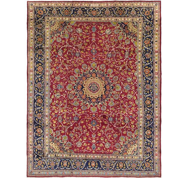 9' 7 x 12' 6 Isfahan Persian Rug