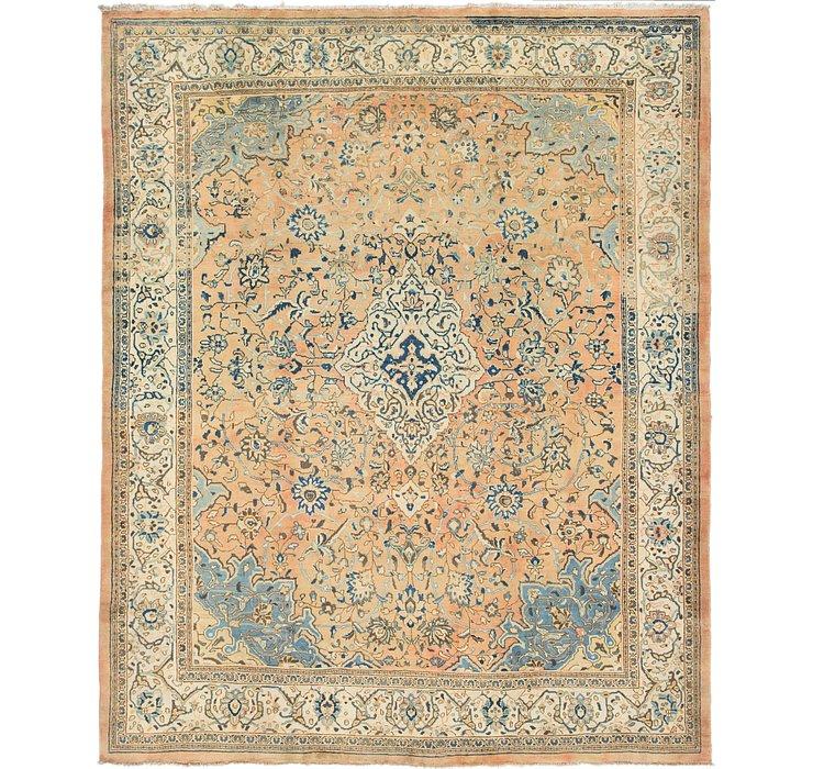 10' 3 x 12' 10 Mahal Persian Rug