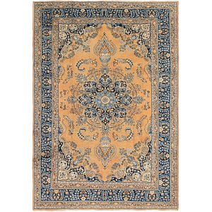 8' 2 x 11' 6 Mashad Persian Rug