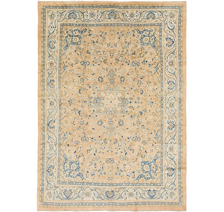 HandKnotted 9' 4 x 13' 3 Mahal Persian Rug