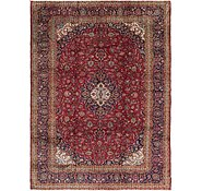 Link to 9' 6 x 12' 10 Kashan Persian Rug
