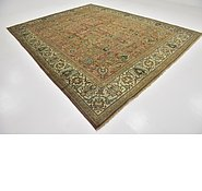 Link to 9' 10 x 12' 8 Tabriz Persian Rug