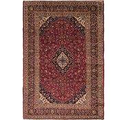 Link to 9' 7 x 14' 3 Kashan Persian Rug