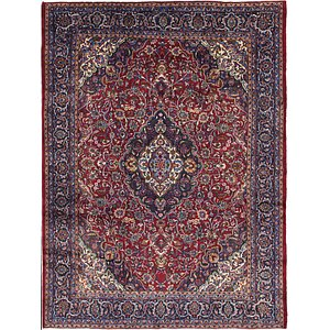 Link to 9' 6 x 12' 7 Mashad Persian Rug item page