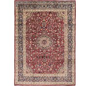 Link to 9' 7 x 13' 3 Kashmar Persian Rug