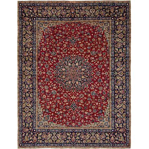 Link to 310cm x 395cm Isfahan Persian Rug item page
