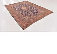 Link to 7' 10 x 11' Kashan Persian Rug