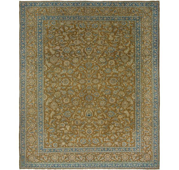 10' 4 x 12' 4 Mahal Persian Rug
