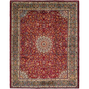 9' 7 x 12' 5 Kashmar Persian Rug