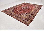 Link to 9' 10 x 13' 2 Kashan Persian Rug