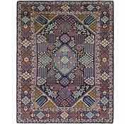 Link to 9' 8 x 12' 3 Isfahan Persian Rug