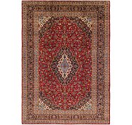 Link to 9' 10 x 13' 8 Kashan Persian Rug