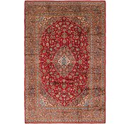 Link to 9' 6 x 14' 7 Kashan Persian Rug