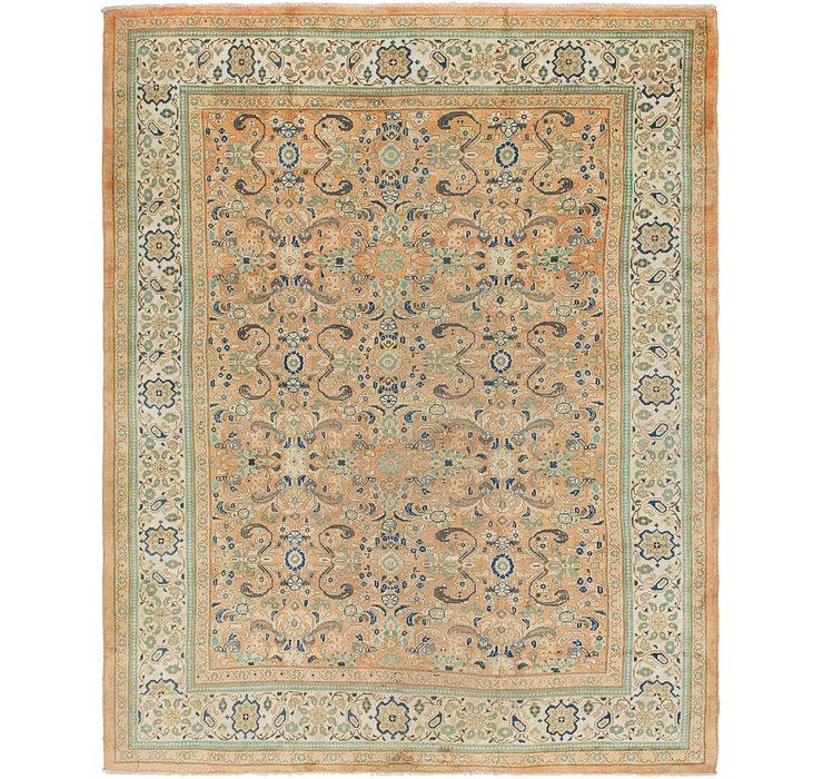 10' 2 x 12' 9 Mahal Persian Rug