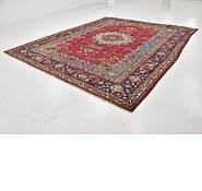Link to 10' 6 x 12' 7 Tabriz Persian Rug