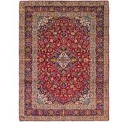 Link to 9' 6 x 13' Kashan Persian Rug