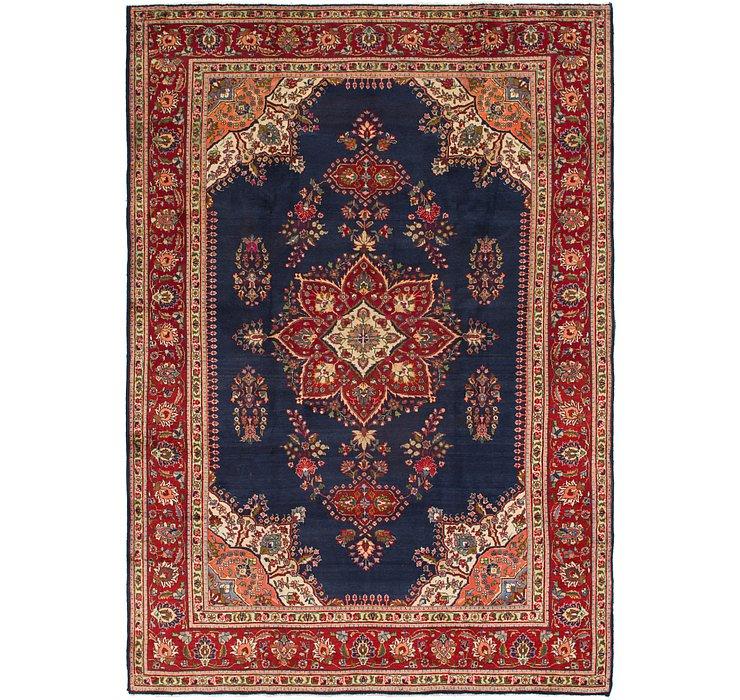 9' x 13' Tabriz Persian Rug