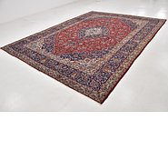 Link to 9' 9 x 13' 4 Kashan Persian Rug