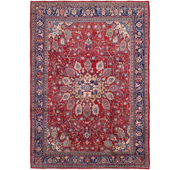 9' 6 x 13' 9 Mahal Persian Rug