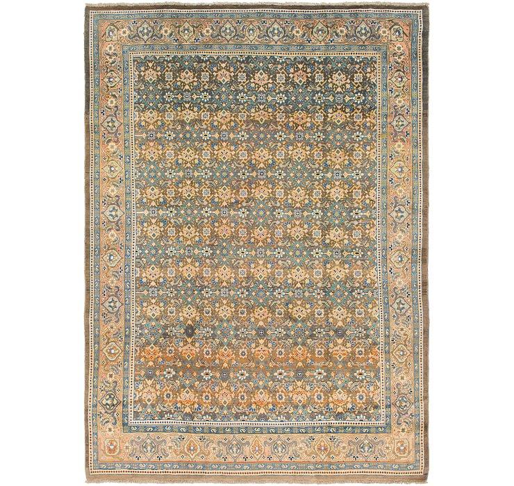 8' 5 x 11' 9 Farahan Persian Rug