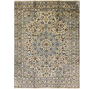 Link to 9' 8 x 12' 10 Kashan Persian Rug