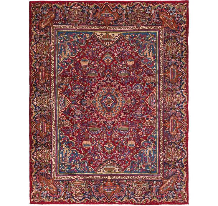 9' 9 x 12' 8 Kashmar Persian Rug