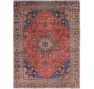 Link to 8' 8 x 11' 5 Mashad Persian Rug