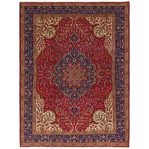 Link to 295cm x 390cm Tabriz Persian Rug item page