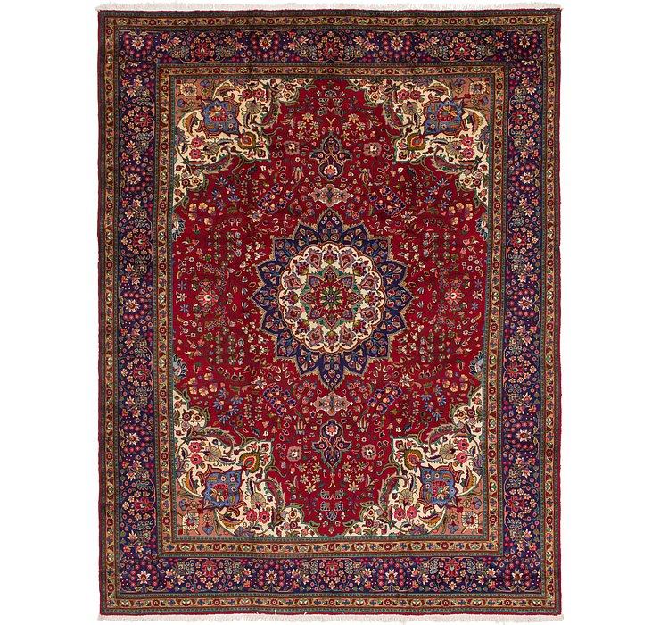 9' 8 x 13' 3 Tabriz Persian Rug