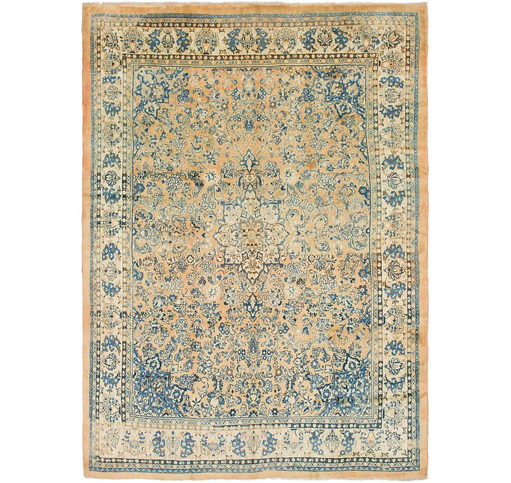 HandKnotted 9' 8 x 13' 5 Mahal Persian Rug