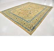 Link to 10' x 11' 5 Mashad Persian Square Rug