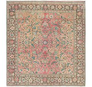 Link to 10' x 11' Tabriz Persian Square Rug