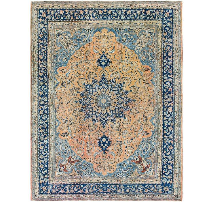 9' 8 x 12' 10 Mahal Persian Rug
