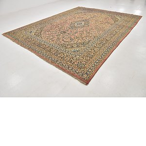 Link to 292cm x 390cm Mashad Persian Rug item page