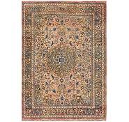 Link to 8' 2 x 11' 7 Mashad Persian Rug