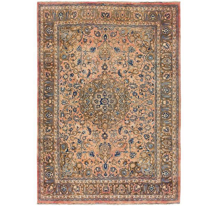 8' 2 x 11' 7 Mashad Persian Rug