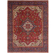 Link to 9' 10 x 12' 7 Tabriz Persian Rug