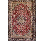 Link to 8' 5 x 13' Isfahan Persian Rug