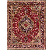 Link to 9' 7 x 12' 9 Tabriz Persian Rug