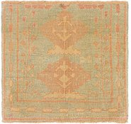 Link to 2' 8 x 2' 10 Oushak Square Rug