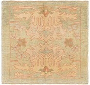 Link to 105cm x 107cm Oushak Square Rug