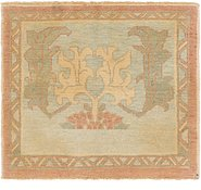 Link to 3' 4 x 3' 8 Oushak Square Rug
