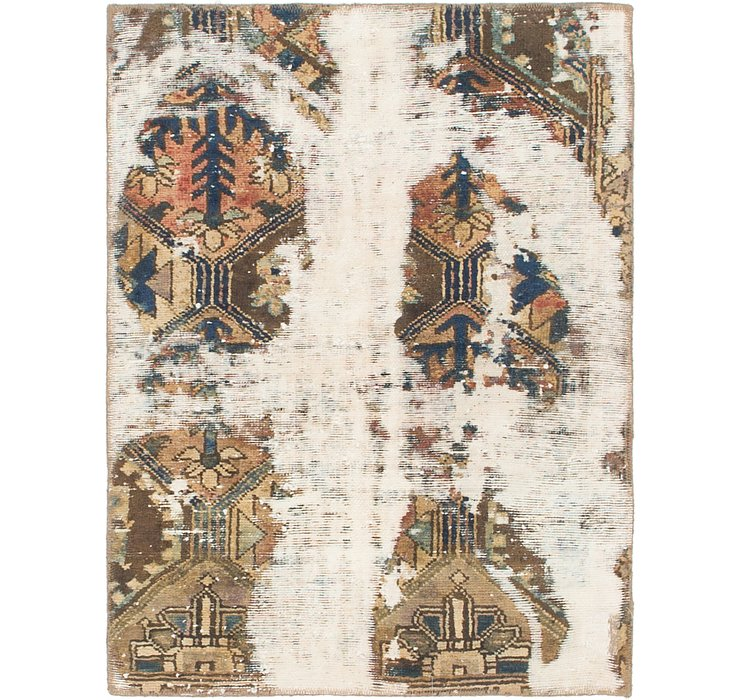 2' 10 x 3' 10 Ultra Vintage Persian Rug