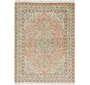 Link to 5' x 6' 7 Tabriz Persian Rug