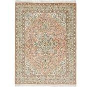Link to 5' x 6' 7 Tabriz Persian Rug