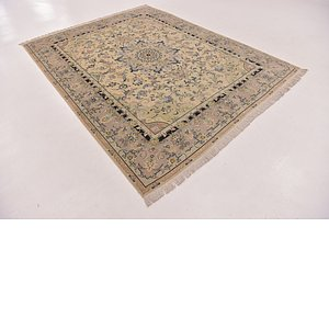 Link to 203cm x 260cm Tabriz Persian Rug item page